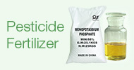 Pesticide & Fertilizer