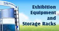 Exhibition Equipment & Storage Racks