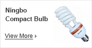Exportation base of compact bulb