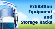 Exhibition Equipment & Storage Racks