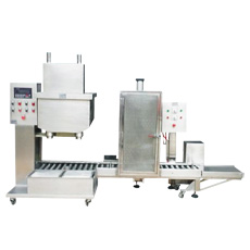 Machine de remplissage / revêtement automatique 2-tête 20L