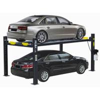 Подъем стоянкы автомобилей 4 столбов для автомобилей SUV
