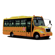 Autobús escolar del diesel de Sunlong Slk6800