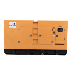 Комплект генератора высокого качества молчком тепловозный с двигателем Perkins (100kVA/80KW)