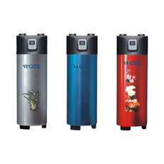 Evi Pompa de Calor Tipo Aire-agua de la Fractura