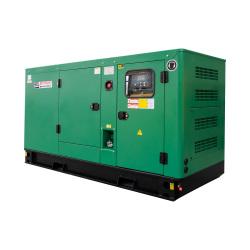Jogo de gerador diesel silencioso com Cummins Engine (POKC160)