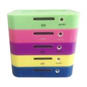 Красочные Зарядки Док в IPhone (XF-D-015)