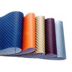 Papel Carbono de Cores de PVC