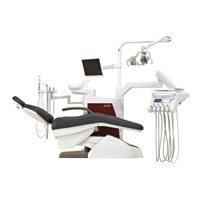 Unidade Lk-A21 dental/unidade dental dental de couro real de Unit/Anle (LK-A21)