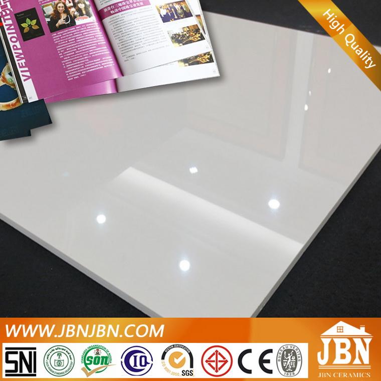 Кок ПИРСЫ Super White Nano Гресь Polished плитка фарфора (J6T00)