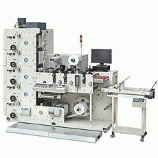 Máquina de impressão flexográfica 320/420/480