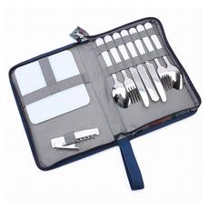 Установленный Cutlery бумажника пикника (CA1379-4)