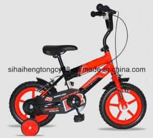 Bicicleta dos Miúdos 12 Polegadas Popular Segurança com Roda de Treinamento