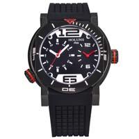 Hombres digital de Marca reloj de bolsillo, impermeable del acero inoxidable se divierten los relojes del dial grande de lujo automático