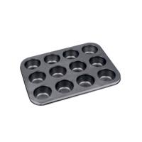 сталь углерода Nonstick Bakeware лотка булочки 12-Cup (SL BAKEWARE)