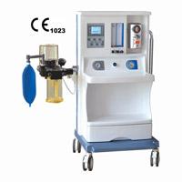Máquina Jinling-810 da anestesia de Muntifunction
