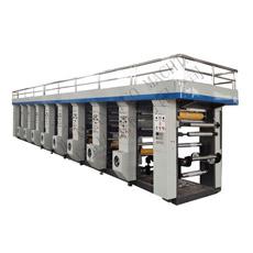 Máquina de impressão do Rotogravure do fabricante de Wenzhou Qiangtuo