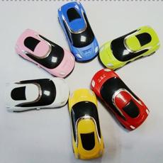 Lecteur MP3 de clip de forme de voiture de conception de mode mini