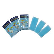 Pista de enfriamiento del gel/corrección de enfriamiento del gel/hoja de enfriamiento del gel/corrección fría