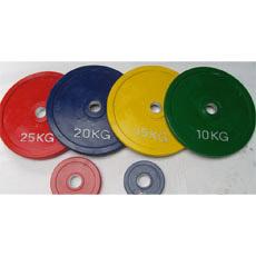 Ensemble de Dumbell olympique, jeu de Barbell Appareil de poids sans poids avec SGS (usnv82144)