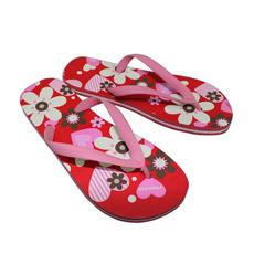 Flip-flop de la Playa de las Mujeres