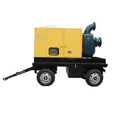 2015 New Type Canopy Mobile Type Water Pump Sets