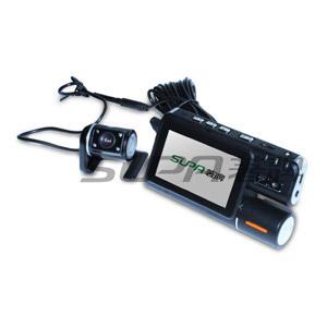 HD Автомобильный Видеорегистратор с Внешним Объективом (SP-801)