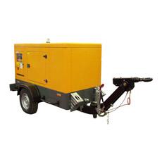10-500kw Мобильный Дизель-генератор
