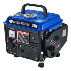 (C) 2kw генератор газолина высокого качества Jx2500b-3 с одиночной фазой A. c, 220V и крышкой