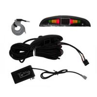 Sensor de estacionamento eletromagnético auto-indicador com sem broca e sem danos