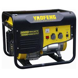 HH2800-B03 Générateur d'essence triphasé à usage domestique, générateur à essence (2KW-2.8KW)