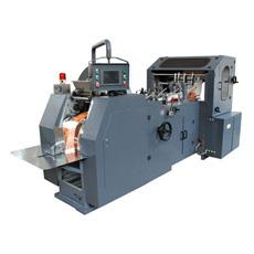 Machine de fabrication de sacs en papier à haute vitesse Wfd-400