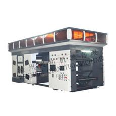 Máquina de impressão Flexographic de alta velocidade do doutor lâmina da câmara