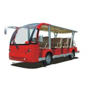 14 plazas eléctrico de traslado en autobús Eg6158k