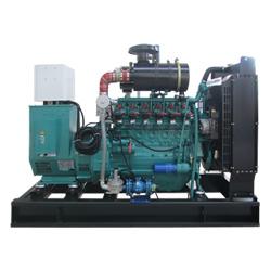 CE ISO Уполномоченный 500kW Камминз Биогаз Генератор Топлива Биомассы, Метана