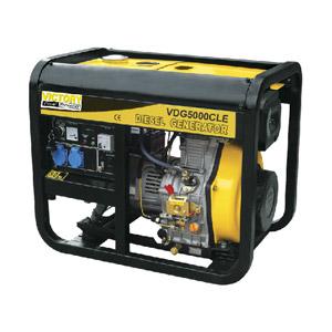 2 kVA ~ 5 kVA Diesel gerador de energia portátil com CE / EPA / CIQ / Soncap Aprovação