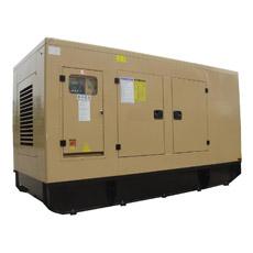 звукоизоляционный тепловозный комплект генератора 250kVA с Чумминс Енгине охлаженным водой