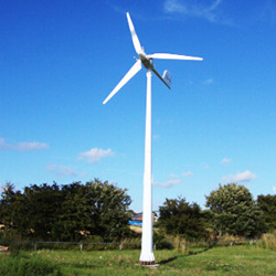 5kw Wind Turbine on Grid System Completamente planeja