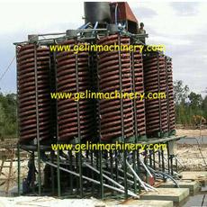 Концентратор штуфа песка Zircon, тяжелый минеральный концентратор песка, сепаратор для минерала песка пляжа