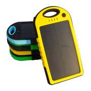 5000mAh Водонепроницаемое Солнечное Зарядное Устройство