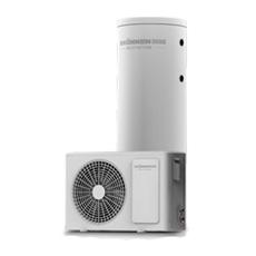 Calentador de Agua Casero de la Pompa de Calor de la Fuente de Aire del Uso para el Hogar