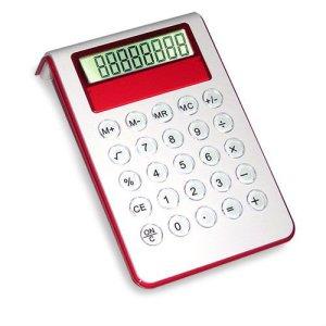 Calculadora do Office Dual Power Office de 12 dígitos com suporte (LC228B)