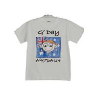 T-shirt Impresso para Crianças (TS211W)