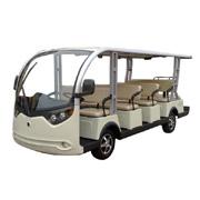 Cochecillo de visita turístico de excursión eléctrico de 14 Seaters (Lt_S14)