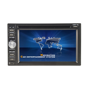 WITSON DVD-плеер с GPS для Цифровая панель Двухместный DIN DVD-