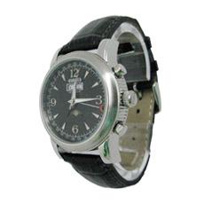 Reloj de Mechnical del Acero Inoxidable (HLSL-1012)