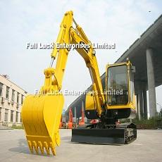 Crawler Excavator FL60E (6Ton)