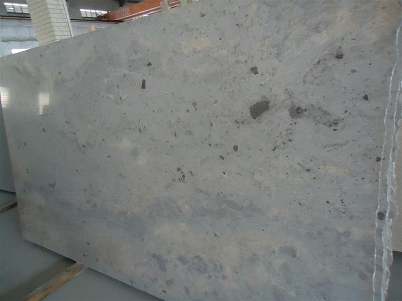 Countertop камня кварца белой искры искусственний для кухни/ванной комнаты/гостиницы