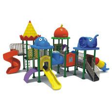 2014 plastique Playground pour Kids Ky-10130