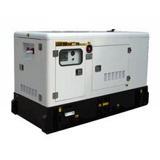 triphasé refroidi à l'eau électrique diesel de 25kw Yandong Geneator